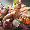 魚可祝 - 料理写真:特撰・地魚盛り
