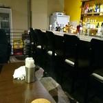 唐辛子バル チレデルナ - 店内の雰囲気