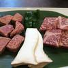 焼肉酒家大門 - 料理写真:ヒレとロース