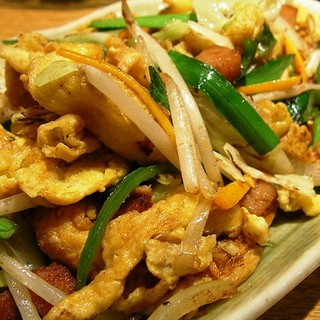 麩チャンプルは東京人にも絶対美味しい。