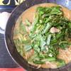 マルキン本舗 - 料理写真:スタニラ味噌らーめん(大盛)