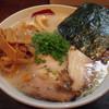 三四郎 - 料理写真:味玉Sioとんこつ、トッピングの味玉+メンマ