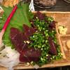 ともの店 - 料理写真:鯨刺し
