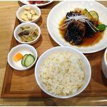 あったかキッチン まあるいおさら - 山。あったかキッチンまあるいおさら豊橋店(愛知県)食彩品館.jp撮影