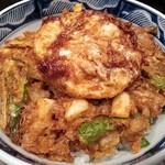 天菊 - かき揚げ丼