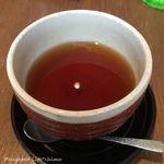 神楽坂 茶寮 - ライチ紅茶(648円)16.10月