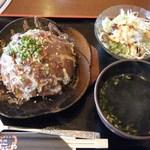 焼肉おがわ - 牛トロあぶり丼@1,250