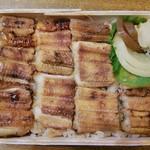 Ueno - 料理写真:穴子弁当(レギュラー) 1,944円(税込)