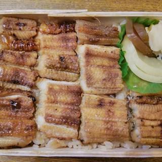 うえの - 料理写真:穴子弁当(レギュラー) 1,944円(税込)