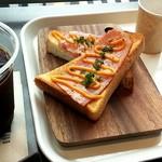 リシンク カフェ ウィズ プルーム テック - 料理写真: