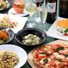 イタリアンバル オルソオット - 料理写真:OrsoOttoパーティプラン\4000ー