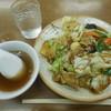 ラーメンかわかみ - 料理写真:中華丼 ¥780-