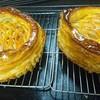 パン アトリエ クレッセント  - 料理写真:奥久慈リンゴのアップルパイ