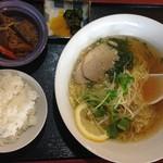 リバー - 和らぎ 600円 +定食200円=800円
