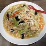 中華料理 あさひ - 料理写真:あんかけ焼きそば(大皿)
