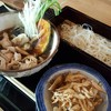 手打蕎麦のたぐと - 料理写真:とりごぼうせいろ 1220円