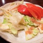 香希 - サラダ(ビュッフェ)