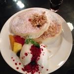 カフェデルソル - ふわふわパンケーキ