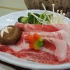 むさし - 料理写真:鍋物:豚しゃぶ。