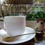 手ぬぐいカフェ 一花屋 - 一花屋ブレンド
