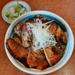 十勝豚丼 いっぴん - 料理写真:豚丼(842円)