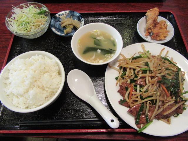 中華料理 マルコウ