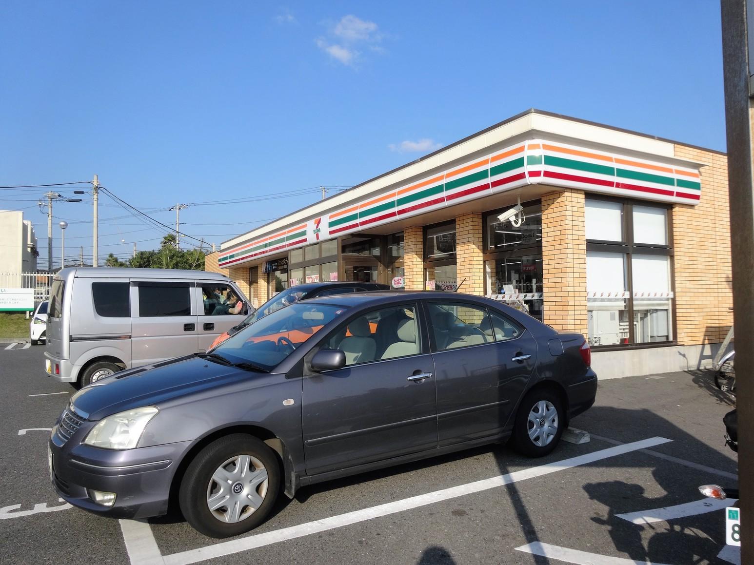 セブンイレブン 鎌倉七里ガ浜店