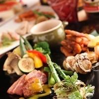 ◆朝〆旬魚・蔵元直送隠し蔵・博多炙り串焼き・創作おばんざい◆