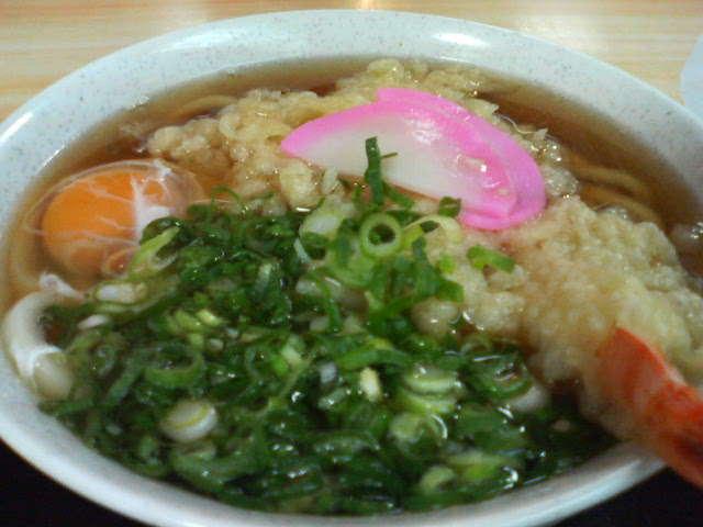 名阪上野ドライブイン 名物麺コーナー