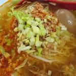 味仙 - タンツー麺♪