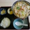 發氣揚意の館 一二三 - 料理写真:ちゃんこ定食(700円)