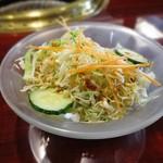 韓国宮廷料理ヨンドン - サラダ