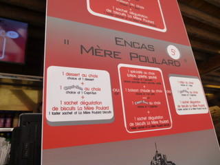 Terrasses Mere Poulard -