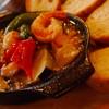 めしカフェ マニマニ - 料理写真:魚介とお野菜のアヒージョ