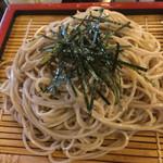 田毎 - ざる蕎麦