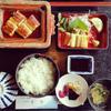 水月楼・本明 - 料理写真:うなぎの二色定食