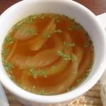 みーとカフェ - スープ付(ランチ)