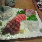 浦島鮨 - お刺身盛合せ