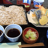 とび徳 - 料理写真:野菜と海老天そば 大盛 2,200円(税別)