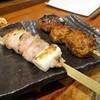 やき鳥 自遊人 - 料理写真:鶏ももねぎま&つくね