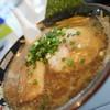 麺道昇憲 - 料理写真:とんこつしょうゆ