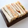パーシモン - 料理写真:サンドイッチ