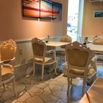 アロハビーチカフェ - 2016 店内