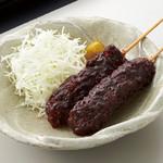 なご家 - 味噌串カツ(2本)