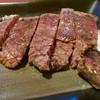 牛一 - 料理写真:ステーキ   そこそこ美味しい(^。^)