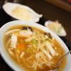 紫宴閣 - 料理写真:ラーメンチャーハンセット