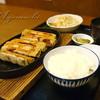 たかなべギョーザ - 料理写真:上海棒餃子定食