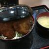 明治亭 - 料理写真:ヒレソースカツ丼
