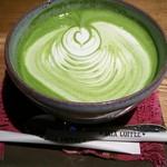 サザコーヒー - 抹茶ラテ(550円)