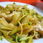 中国家庭料理大連 - 050921大連豚耳の醤油和え.jpg